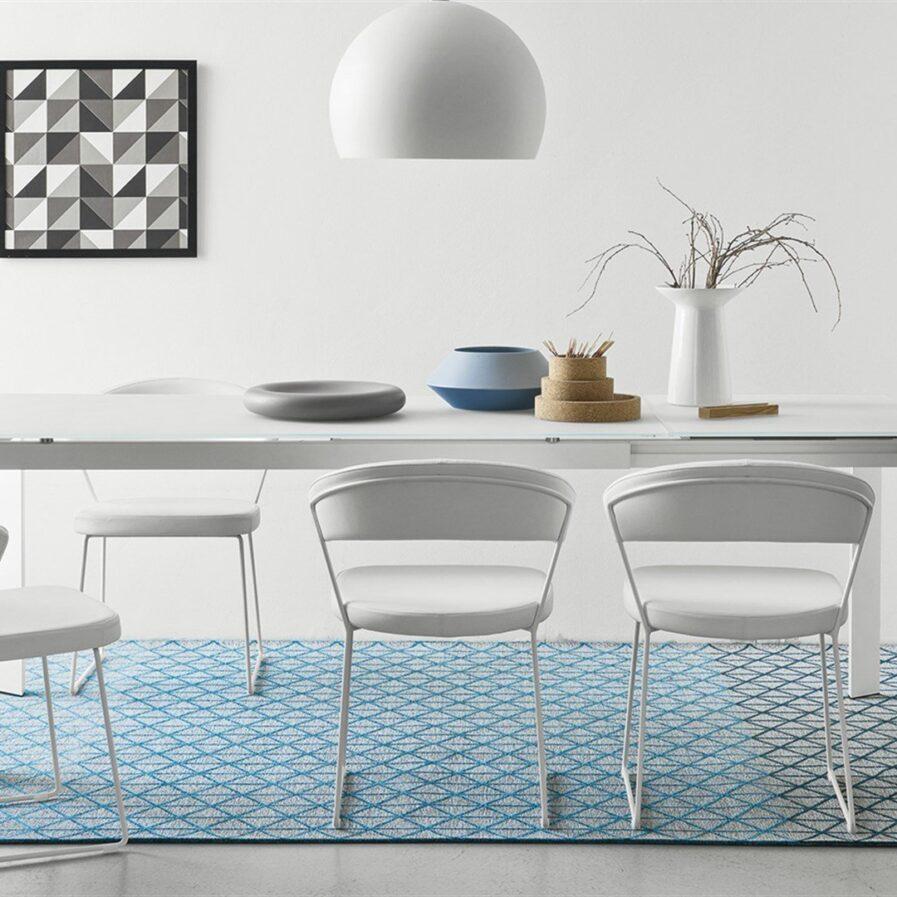 calligaris-connubia-baron-new york chairs
